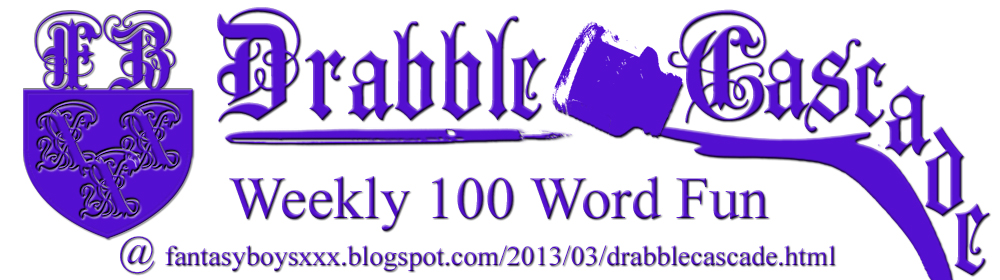 Headline for FB3X Drabble Cascade #18 - word of the week is 'blood'