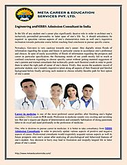 Engineering andMBBS Admission Consultant in India