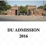 How to proceed with Admission Form Filling in Delhi University