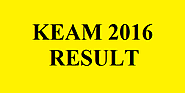 Kerala Engineering and Medical Entrance examination Result