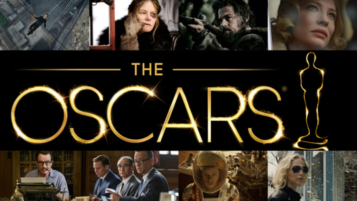 Headline for OSCARS 2016!!! 2016 Academy Award Nominations For Best Foreign Language Film