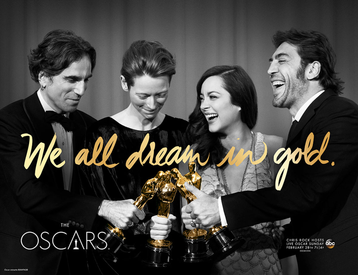 Headline for OSCARS 2016!!! 2016 Academy Award Nominations For Best Director