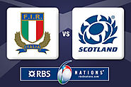 Italy vs Scotland Match Prediction & Preview
