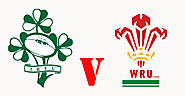 Ireland vs Wales RBS 6 Nations Live Match