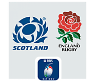 Scotland vs England RBS 6 Nations Live Match
