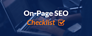Technical On Page SEO Elements