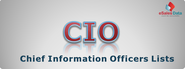 eSalesData Chief Information Officers Lists (CIO)