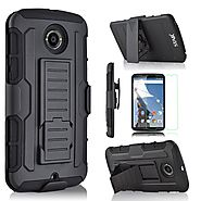 STAR Dual Layer Hybird Case with Kickstand