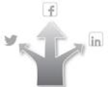 Social media email integration - adding social forwarding and delivery to social when running email campaigns