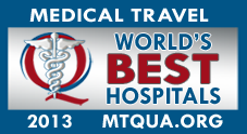 Headline for Worlds Best Hospitals For Medical Tourists
