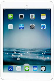 Apple iPad mini 2 with Retina Display ME279LL/A (16GB, Wi-Fi, White with Silver)