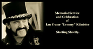 Motörhead frontman Lemmy's funeral was streamed live by 280,000 people on YouTube