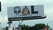 This Emoji Billboard for Deadpool Is So Stupid, It's Genius