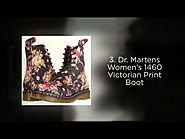 Best Women's Combat Boots - 2016 Top 5 List