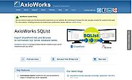AxioWorks