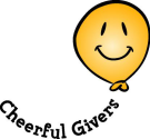 Cheerful Givers Blog