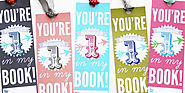 Printable Valentine Bookmarks + A Valentine's Day Link Party! - Positively Splendid {Crafts, Sewing, Recipes and Home...