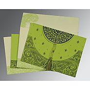 Hindu Wedding Cards | AW-8234H | A2zWeddingCards