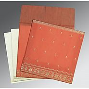Hindu Wedding Cards - AW-8242I - A2zWeddingCards