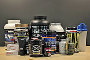 Extreme Supplement Use Causes Eating Disorder in Men