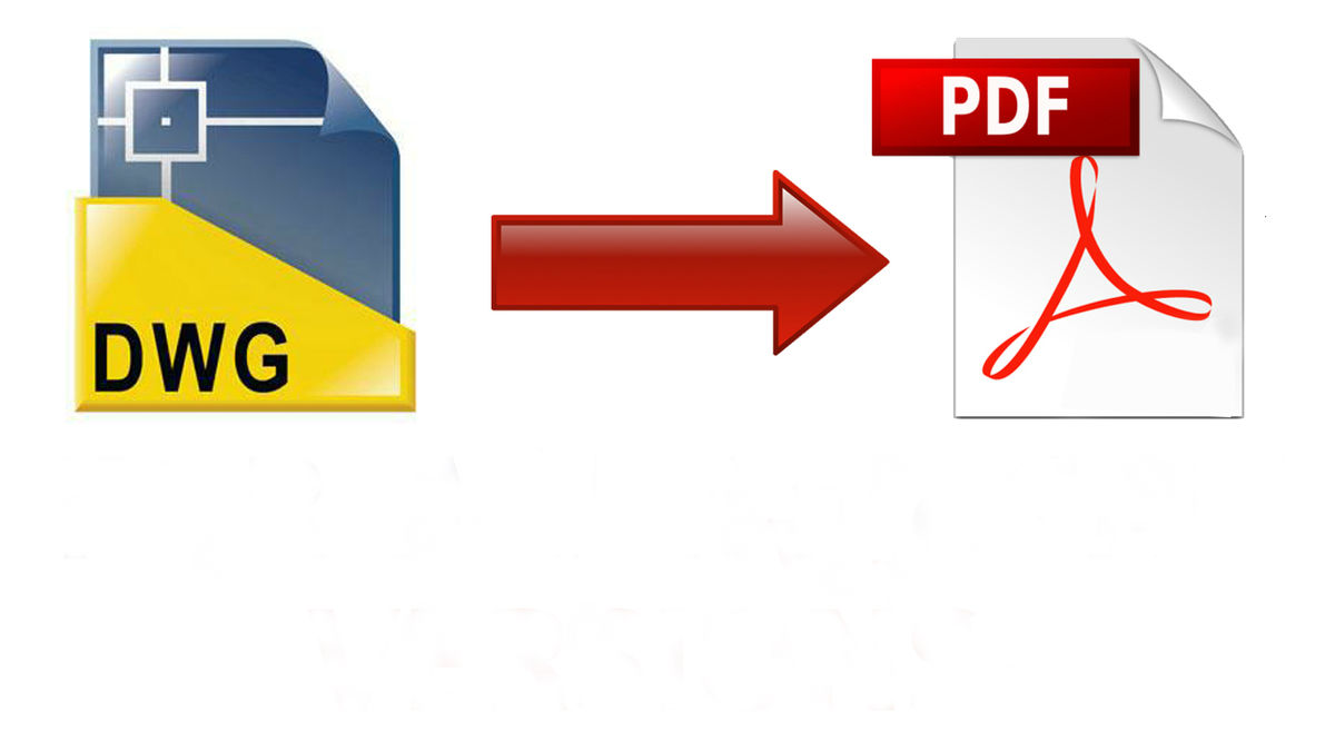 Headline for PDF TO CAD Conversion