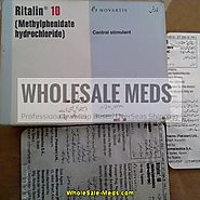 Buy Ritalin 10mg Online Order Now Methyipheaidate | No Rx