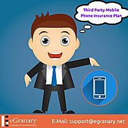 Third Party Mobile Phone Insurance Plan by eGranary