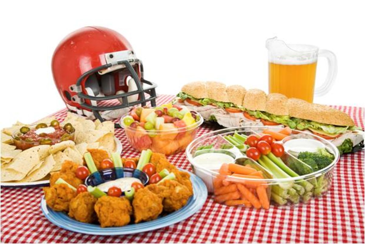 Headline for 20 Mouthwatering Football Snacks You Must Try This Season