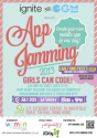 GeekGirlMeetupHK: APP Jamming - Girls Can Code!