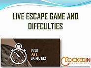 Play Escape Game Live and Win