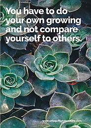 Do your own growing