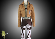AoT Jean Kirstein Cosplay Costume Scouting Legion
