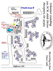 Map of Schooner Landing Resort