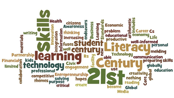 Headline for 21st Century Learning