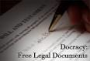 Docracy - Free Legal Documents