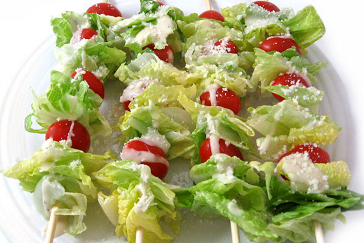 Headline for Low Calorie Salad Recipes For Weight Watchers