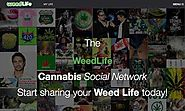 Social marijuana now available online