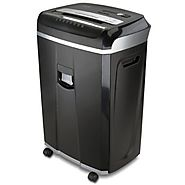 Aurora JamFree AU2030XA 20-Sheet Crosscut-Cut Paper / CD / Credit Card Shredder/ 60 Minutes Continuous Run Time