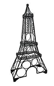 Decorative Eiffel Tower Wine Bottle Holders