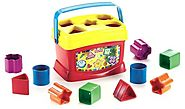 Fisher-Price Brilliant Basics Baby's First Blocks - Brilliant Basics Baby's First Blocks . shop for Fisher-Price prod...
