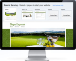 Free Website Design and Hosting, Get a Site and Web Host | Intuit ® Websites