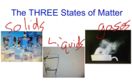 States Of Matter (Jay Anderson) | Educreations