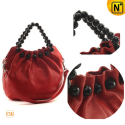 Designer Women Leather Hobo Bag CW289110 - cwmalls.com