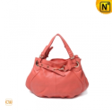 Women Leather Hobo Bags CW289181 - cwmalls.com