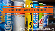 Mini Fridge With Glass Door Reviews