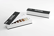 These Chocolate Boxes Are Edible Pantone Color Swatches