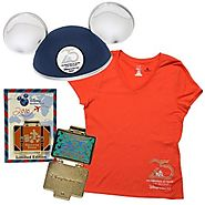 New Merchandise Celebrates 25th Anniversary of Disney Vacation Club | DisZine
