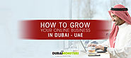 How to Grow Your Online Business in Dubai – UAE - Web Design Dubai | Web Development Company in Dubai