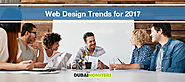 Top 8 Web Design Trends for 2017