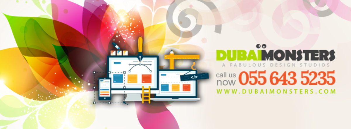 Headline for Web Design Dubai Services